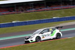 Dino Calcum, Lubner Motorsport, Opel Astra TCR