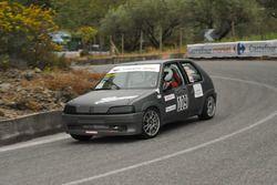 Raffaele Tallarico, Team catanzaro Corse, Peugeot 106