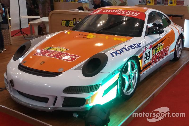 Porsche Carrera, Rudy SL