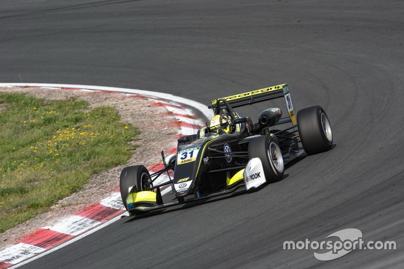 Lando Norris, Carlin, Dallara F317 - Volkswagen,