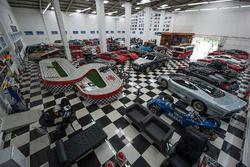 Garage von Nelson Piquet