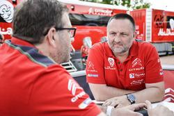 Ів Маттон, директор Citroën Motorsport