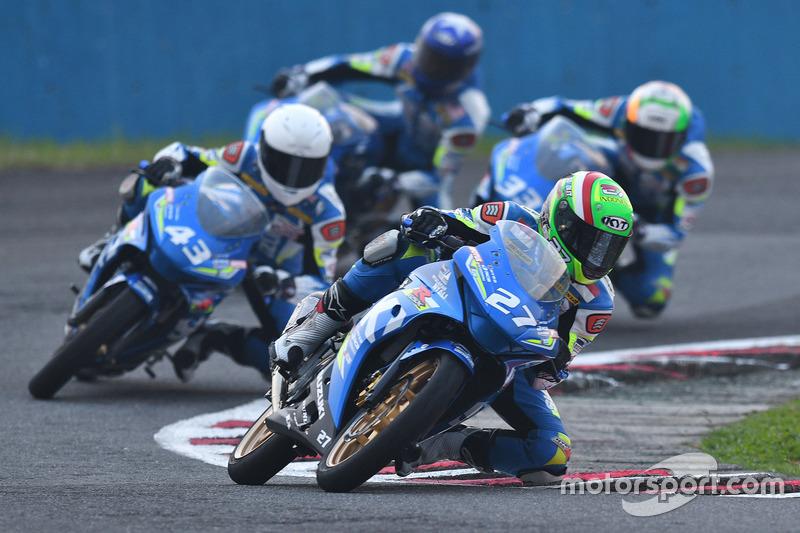 Free Practice Suzuki Asian Challenge - ARRC Indonesia 2017