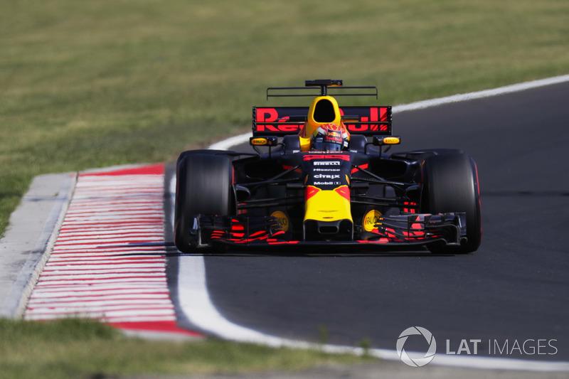Max Verstappen, Red Bull Racing RB1