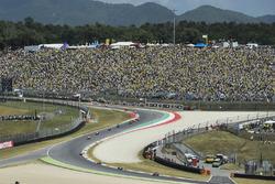 Maverick Viñales, Yamaha Factory Racing, Crowds