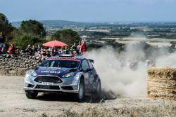 Pierre-Louis Loubet, Vincent Landais, Ford Fiesta R5