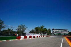 Dernier virage du Circuit Gilles Villeneuve