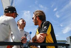 Sébastien Buemi, Renault e.Dams, Jean-Eric Vergne, Techeetah