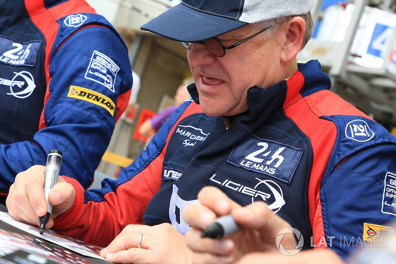 Jacques Nicolet, Eurasia Motorsport
