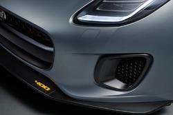 Detail: Jaguar F-Type 400 Sport