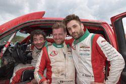 Ford Ranger #370: Gianluca Tassi, Massimiliano Catarsi, Alessando Brufola Casotto