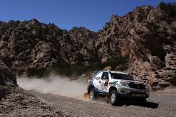 #331 Toyota: Xavier Foj, Ignacio Santamaria