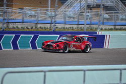 #46 MP1B Shelby Cobra driven by Tony Martin & Mike McLoughlin of Backdraft Motorsports