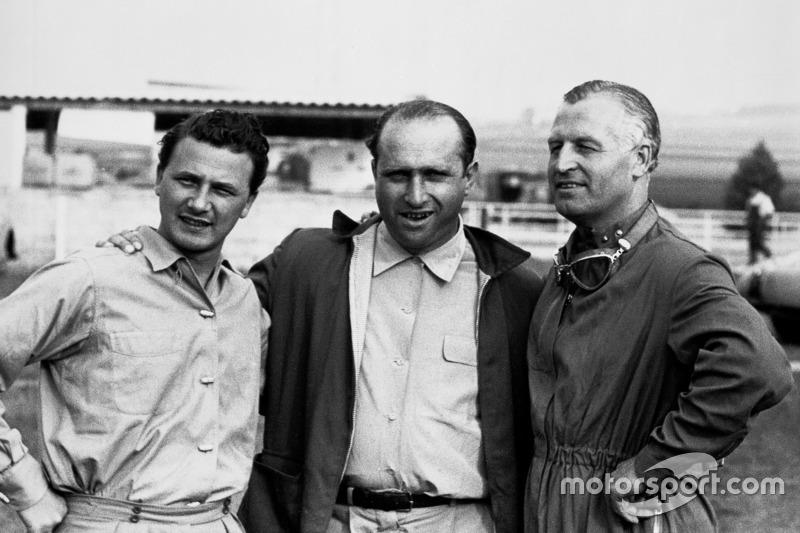 16. 1954 – Хуан-Мануэль Фанхио, Mercedes (70,5%)