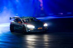 De EGT Tesla in de Live Action Arena