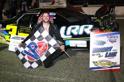 Winner Andy Kamrath
