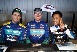 Matt Field, Aurimas Bakchis, Daijiro Yoshihara