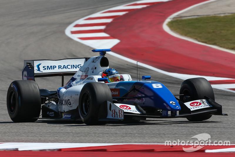 Матевос Исаакян, SMP Racing by AVF, Мировая серия Формула V8 3.5