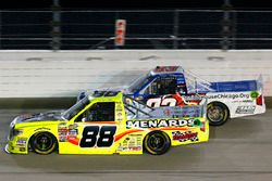Matt Crafton, ThorSport Racing Toyota, Camden Murphy, Chevrolet
