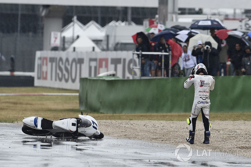 Джон Макфи, British Talent Team, Moto3
