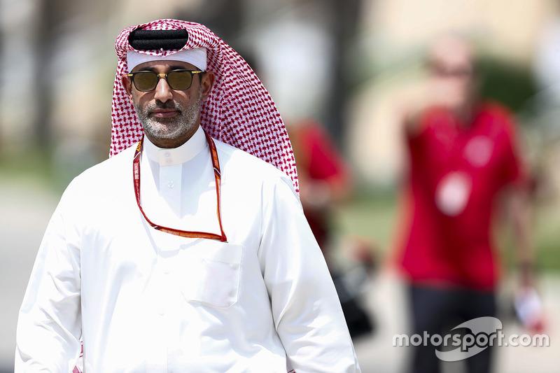 Scheich Salman bin Isa Al Khalifa, Geschäftsführer Bahrain International Circuit
