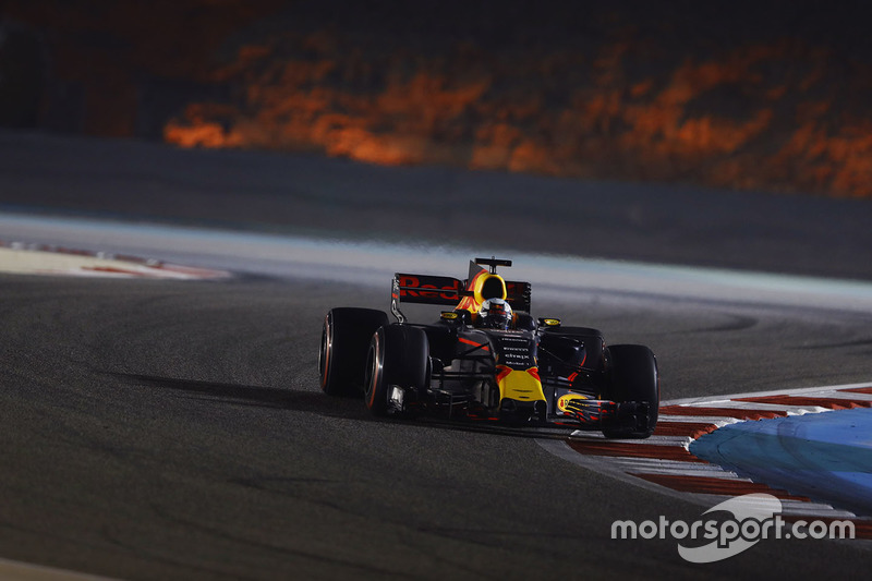 4: Daniel Ricciardo, Red Bull Racing RB13