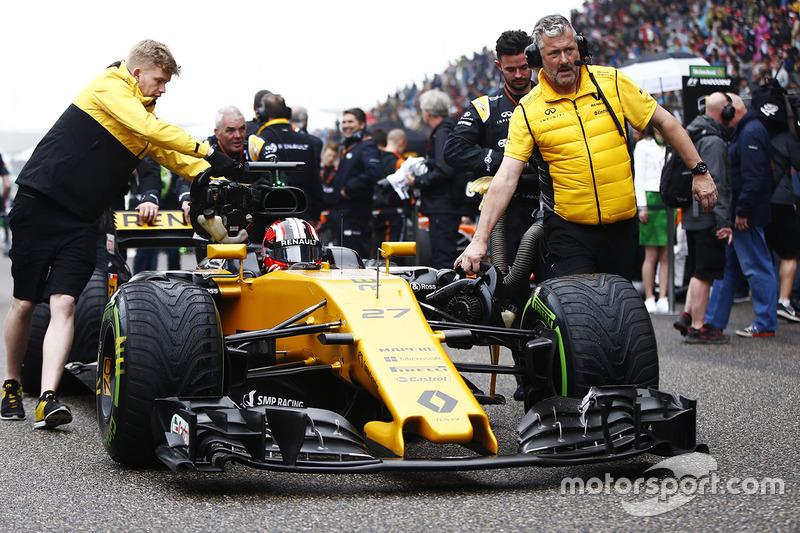 12. Нико Хюлькенберг, Renault