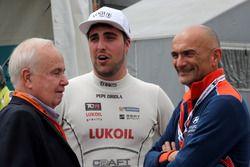 Pepe Oriola, Lukoil Craft-Bamboo Racing, SEAT León TCR and Gabriele Tarquini
