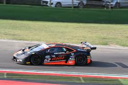 Lamborghini Huracan-S.GTCup #62 Antonelli Motorsport: Veglia - Galbiati