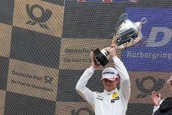 Podium: deuxième place Paul Di Resta, Mercedes-AMG Team HWA, Mercedes-AMG C63 DTM