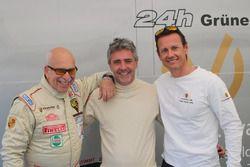Nicola Bravetti, Ivan Reggiani, Ivan Jacoma, Porsche