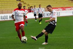 Maro Engel at World Stars Football Match