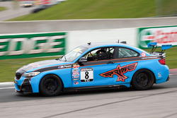 #8 Stephen Cameron Racing BMW M235iR: Rodrigo Sales