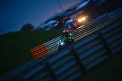 #8 Team Bolliger Switzerland, Kawasaki ZX 10R: Horst Saiger, Roman Stamm, MichaÎl Savary