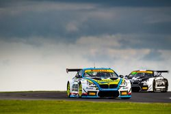 #100 BMW Team SRM ,BMW M6 GT3: Steve Richards; James Bergmuller; #101 BMW Team SRM, BMW M6 GT3: Dann