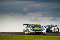 #100 BMW Team SRM ,BMW M6 GT3: Steve Richards; James Bergmuller; #101 BMW Team SRM, BMW M6 GT3: Danny Stutterd; Sam Fillmore