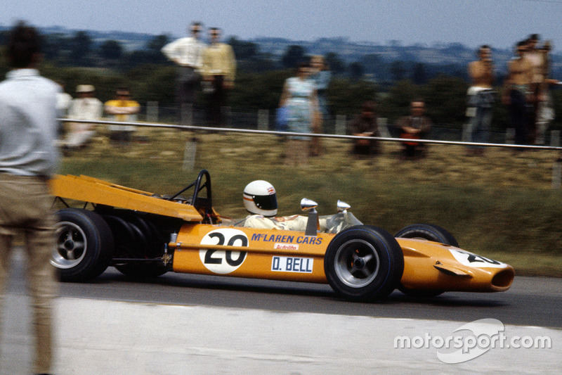 1969: McLaren-Ford M9A