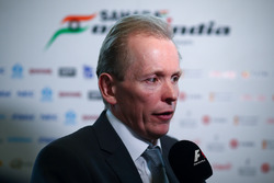 Andrew Green, directeur technique Sahara Force India F1 Team