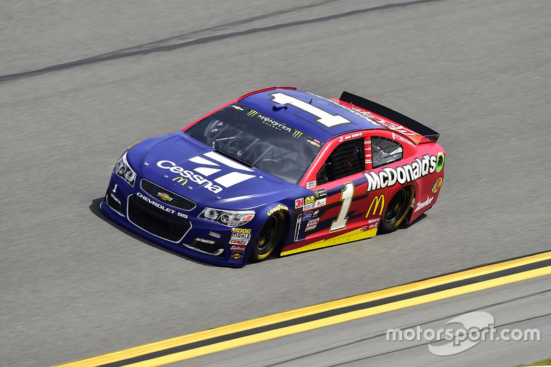 Джейми Макмарри, Chip Ganassi Racing, Chevrolet