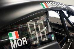 سيارة مرسيدس أيه أم جي سي63 الخاصة بإدواردو مورتارا