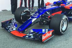 Le nez de la Toro Rosso STR12
