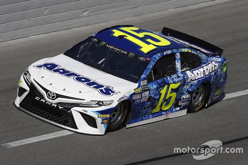 8. Michael Waltrip, Premium Motorsports, Toyota