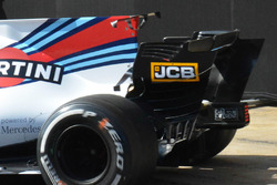 Заднее антикрыло Williams FW40