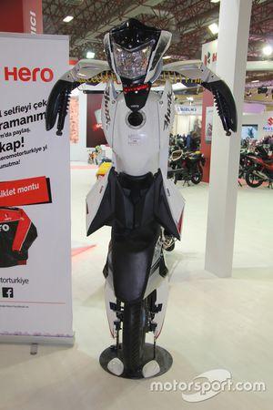 Hero Moto-Robot
