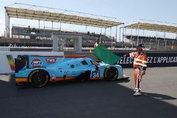 #34 Tockwith Motorsports Ligier JS P217 Gibson: Nigel Moore, Philip Hanson, Karun Chandhok