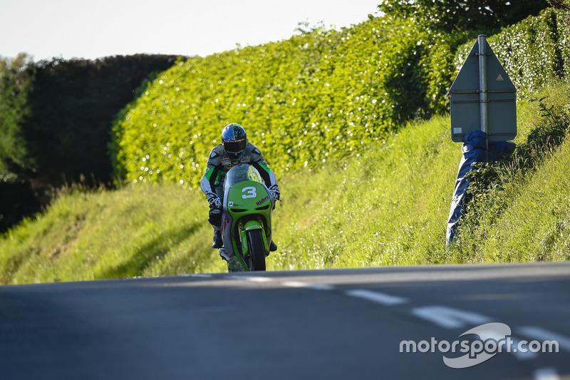 Lightweight TT: 2. Platz - Martin Jessopp, Riders Motorcycles