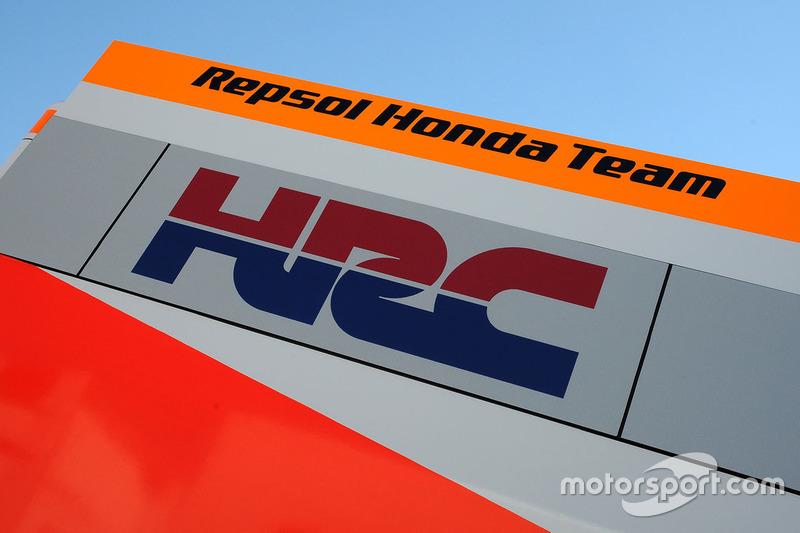 Логотип Repsol Honda Team