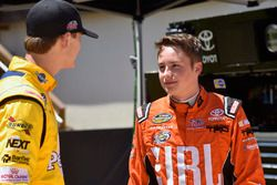 Christopher Bell, Kyle Busch Motorsports, Toyota; Todd Gilliland, Kyle Busch Motorsports, Toyota