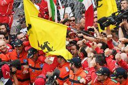 1. Sebastian Vettel, Ferrari