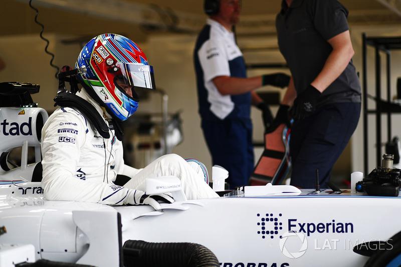 Paul di Resta 2013 yılından sonra ilk kez Macaristan GP'siyle F1'e döndü